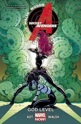 9780785197102: Secret Avengers 3: God Level