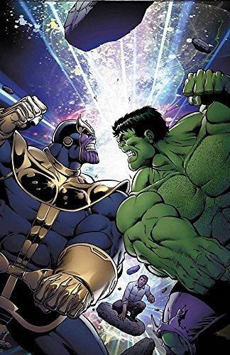 9780785197126: Thanos Vs. Hulk