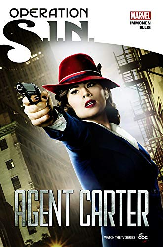 9780785197133: Operation: S.I.N.: Agent Carter