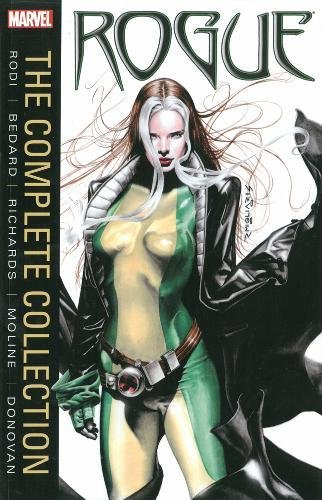 9780785197218: ROGUE COMPLETE COLLECTION