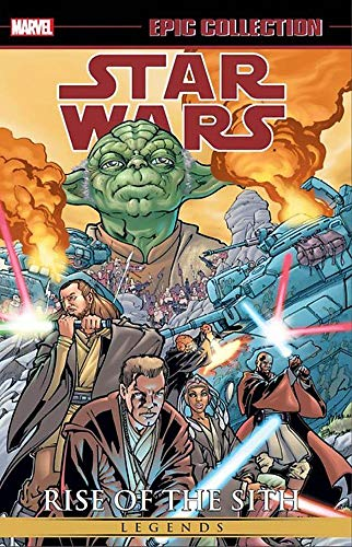 9780785197225: Star Wars Epic Collection: Rise of the Sith Vol. 1