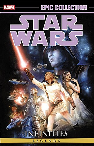 9780785197256: Star Wars Epic Collection: Infinities