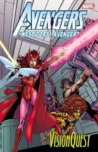 9780785197409: Avengers West Coast: Vision Quest (Avengers West Coast Avengers)