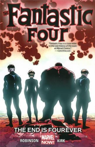 9780785197447: Fantastic Four Volume 4: The End Is Fourever