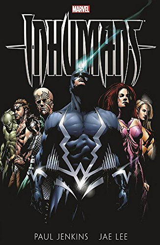 9780785197492: Inhumans by Paul Jenkins & Jae Lee