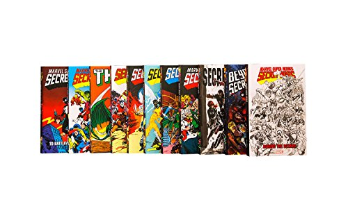 9780785197515: Marvel Super Heroes Secret Wars: Battleworld Box Set