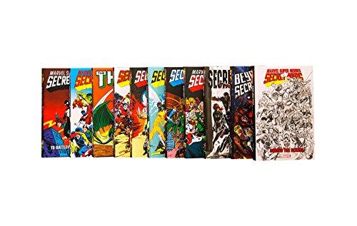 9780785197515: Marvel Super Heroes Secret Wars: Battleworld Box Set