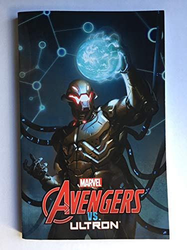 Marvel Avengers Vs. Ultron Graphic Novel