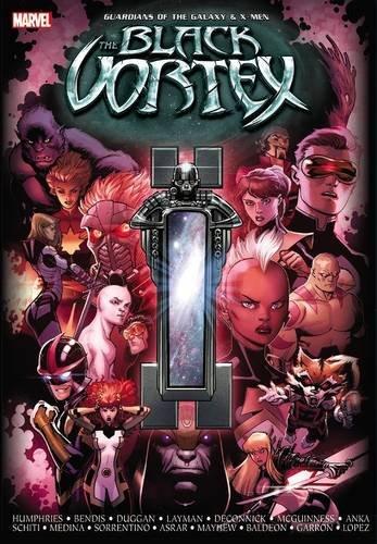 9780785197706: Guardians of the Galaxy & X-Men: The Black Vortex