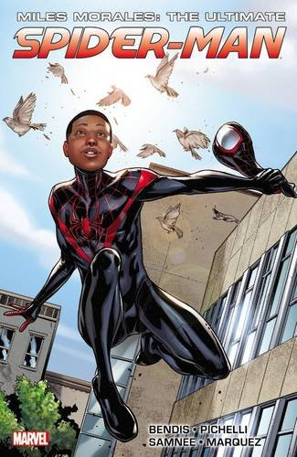 Miles Morales: Ultimate Spider-Man Ultimate Collection Book