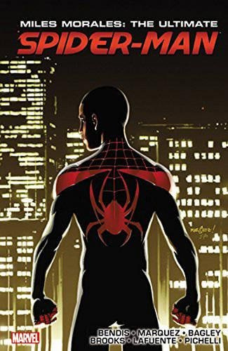 Miles Morales Ultimate Spider Man Ultimate Collection Book 3
