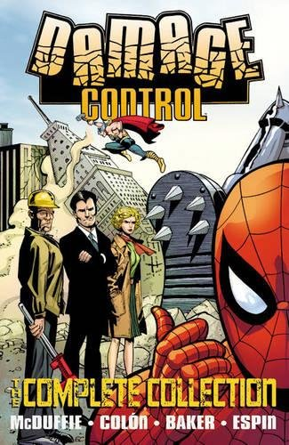 9780785197904: Damage Control: The Complete Collection