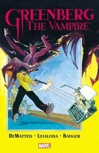 9780785197911: Greenberg the Vampire