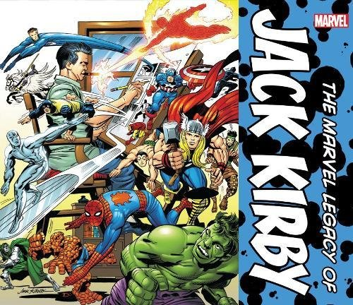 9780785197935: The Marvel Legacy of Jack Kirby