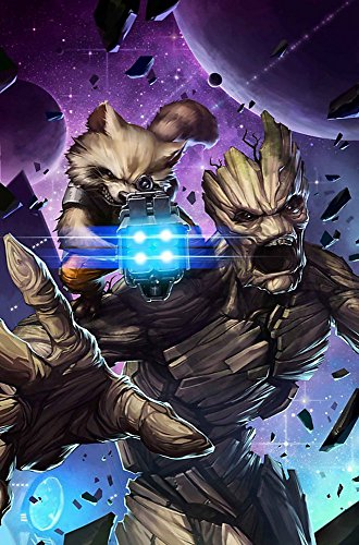 Guardians of the Galaxy : Best Story Ever