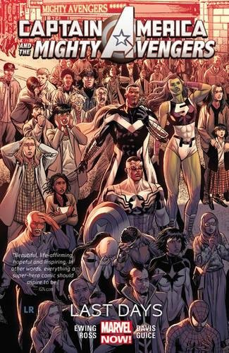 9780785198031: Captain America & the Mighty Avengers Vol. 2: Last Days