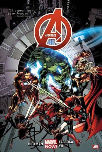 Avengers, Volume 3 (Hardcover): Jonathan Hickman