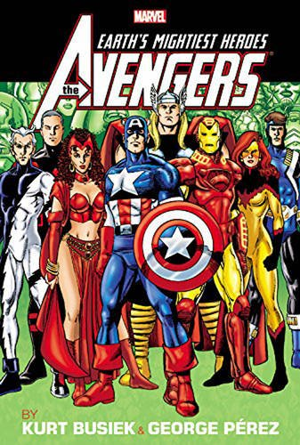 9780785198079: Avengers by Kurt Busiek & George Perez Omnibus 2