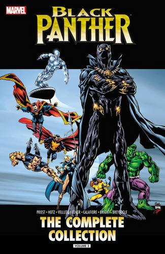 9780785198116: Black Panther by Christopher Priest: The Complete Collection Vol. 2