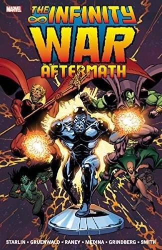 9780785198147: Infinity War Aftermath