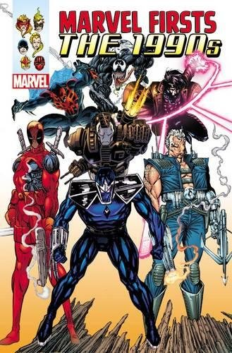 9780785198161: Marvel Firsts: The 1990s Omnibus