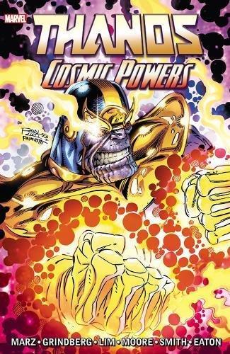 9780785198178: Thanos: Cosmic Powers
