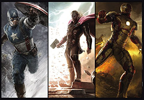 9780785198291: The Road to Marvel's Avengers: Age of Ultron: The Art of the Marvel Cinematic Universe