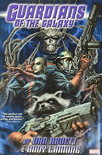 Guardians of the Galaxy Omnibus (Hardcover): Dan Abnett