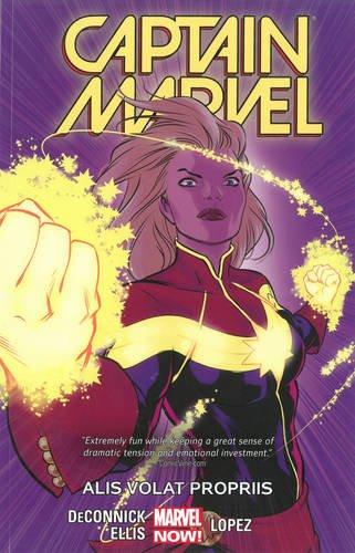 9780785198413: Captain Marvel Vol. 3: Alis Volat Propriis