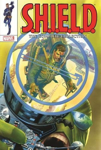 9780785198529: S.H.I.E.L.D.: The Complete Collection Omnibus