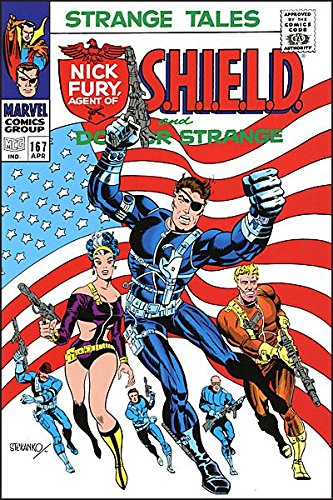 9780785198536: SHIELD COMPLETE COLLECTION OMNI HC STERANKO DM VAR ED