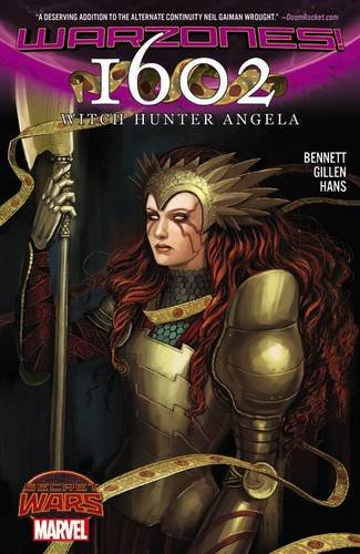 9780785198604: 1602 Witch Hunter Angela (1602: Witch Hunter Angela: Secret Wars)