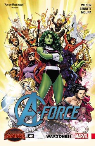 9780785198611: A-Force Vol. 0: Warzones!