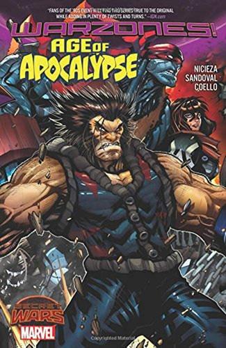 9780785198628: Age of Apocalypse: Warzones!