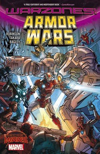 9780785198642: Armor Wars: Warzones! (Secret Wars: Warzones! C)