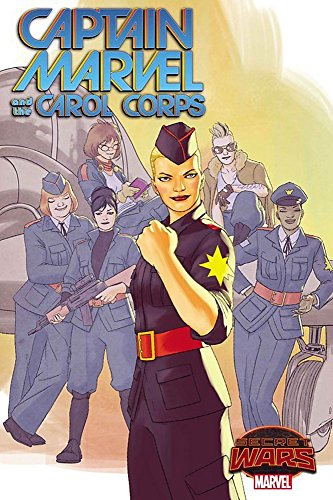 9780785198659: Captain Marvel & the Carol Corps