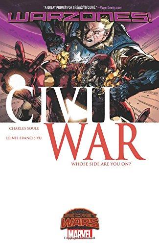 9780785198666: Civil War: Warzones!