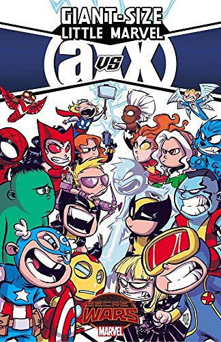9780785198703: Giant-Size Little Marvels: Avx (Secret Wars: Warzones! H)