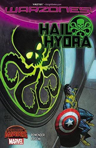 9780785198710: Hail Hydra (Warzones)