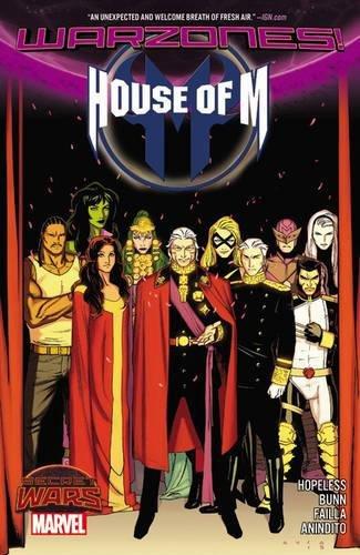 9780785198727: House of M: Warzones! (Secret Wars: Warzones! K)