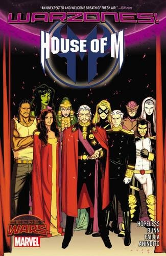 9780785198727: House of M: Warzones!