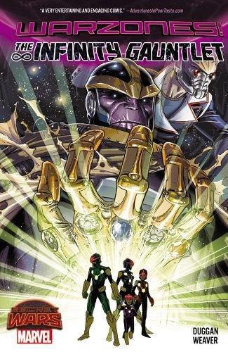 9780785198741: Infinity Gauntlet: Warzones