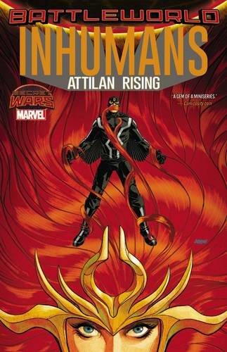 9780785198758: Inhumans: Attilan Rising