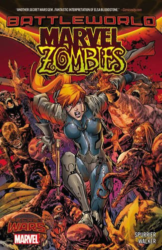 9780785198789: Marvel Zombies: Battleworld
