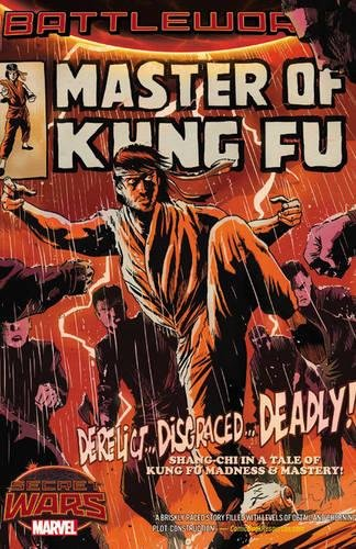 9780785198796: Master of Kung Fu / Ghost Racers