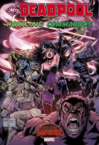 9780785198802: Mrs. Deadpool and the Howling Commandos