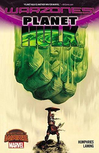 9780785198819: Planet Hulk: Warzones