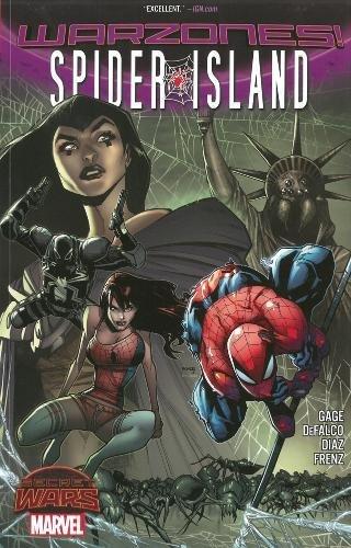 9780785198857: Spider-Island: Warzones!