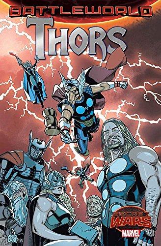 9780785198895: Thors