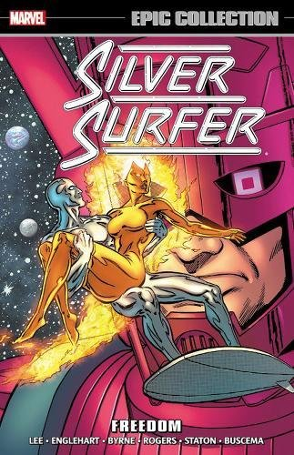 9780785199038: Lee, S: Silver Surfer Epic Collection: Freedom